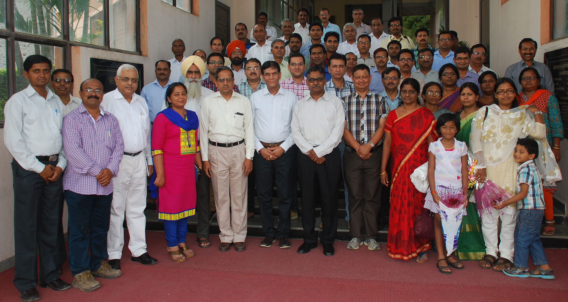 NGM Rahuri group photo